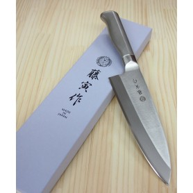 Cuchillo Japonés Deba - FUJITORA (Antigua Tojiro-pro) - Tam: 15/16,5/18/21cm