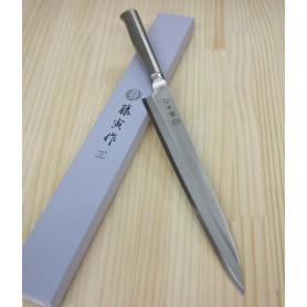 Cuchillo Japonés Yanagiba - FUJITORA (Antigua Tojiro-pro) - Tam: 21/24/27/30cm