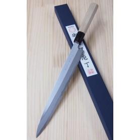 Cuchillo Japonés Yanagiba - MIURA - Serie Tokujo - para zurdos - Tam: 27 / 30cm