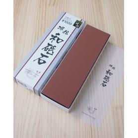 Piedra para afilar - NANIWA - 1.000 Grit - Serie Sakaiden Watoishi