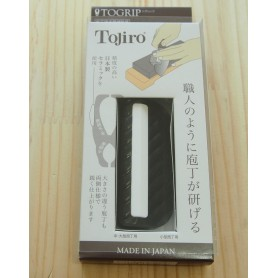 Soporte guía angular con 2 lados para afilar cuchillos - TOJIRO