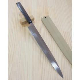 Faca japonesa yanagiba SUISIN Honyaki blue steel 1 - tam:27cm