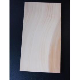 Tábua de corte WOODPECKER Madeira ginkgo tree Tam:33x18x2,5cm