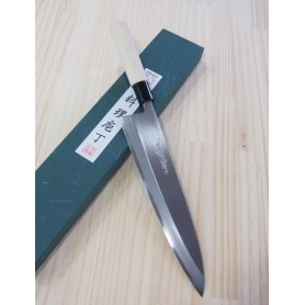 Faca japonesa mioroshi deba YOSHIHIRO Série kasumi Tam:21/24cm