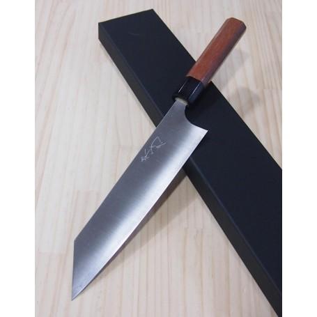 Cuchillo Japonés Chef Gyuto - KOTETSU SHIBATA - Serie R2 - Tam: 21 / 24cm