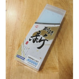 Pedra para afiar 10.000 - NANIWA Série gouken arata profissional