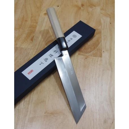 Cuchillo Japonés Mukimono - SAKAI KIKUMORI - Serie VG-10 - Tam: 17cm