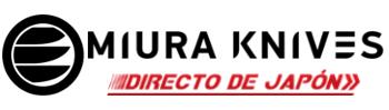 Directo de Japon - Miura knives Cuchillos japoneses